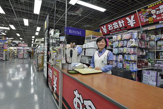 中国人の買い物